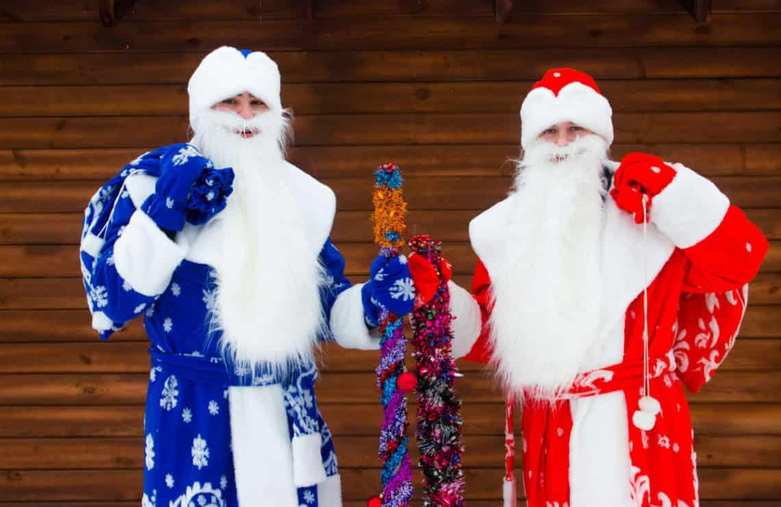 Дед мороз русский картинки и фото